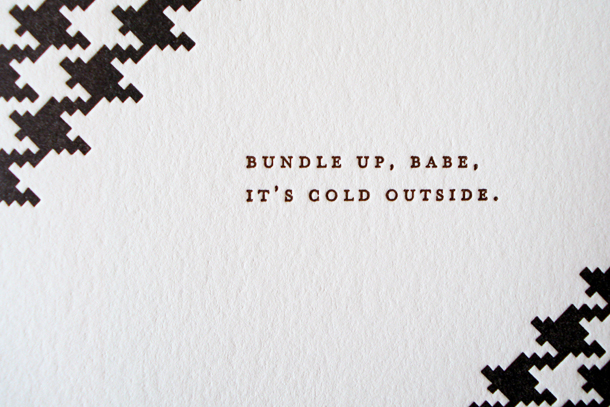 Bundle Up Detail